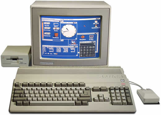 Commodore Amiga