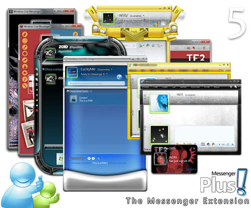 messenger plus 5 download
