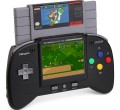 retro duo portable nes snes game system