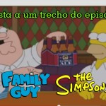 simpsons family guy