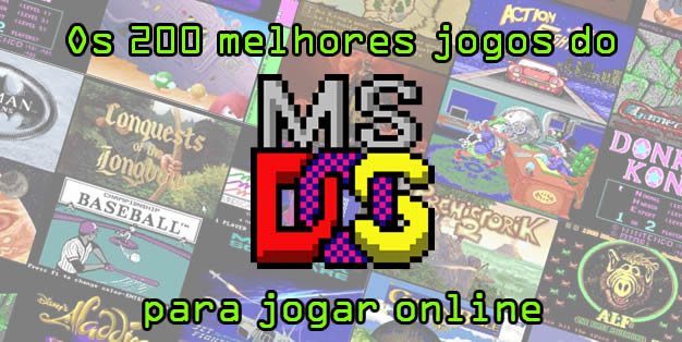 ms-dos-games-online